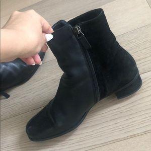 Aquatalia flat waterproof boot size 8!!!!